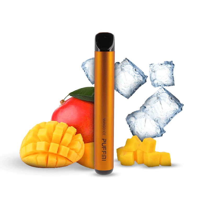 Pod Puffmi TX500 Mango Ice - Puffmi by Vaporesso