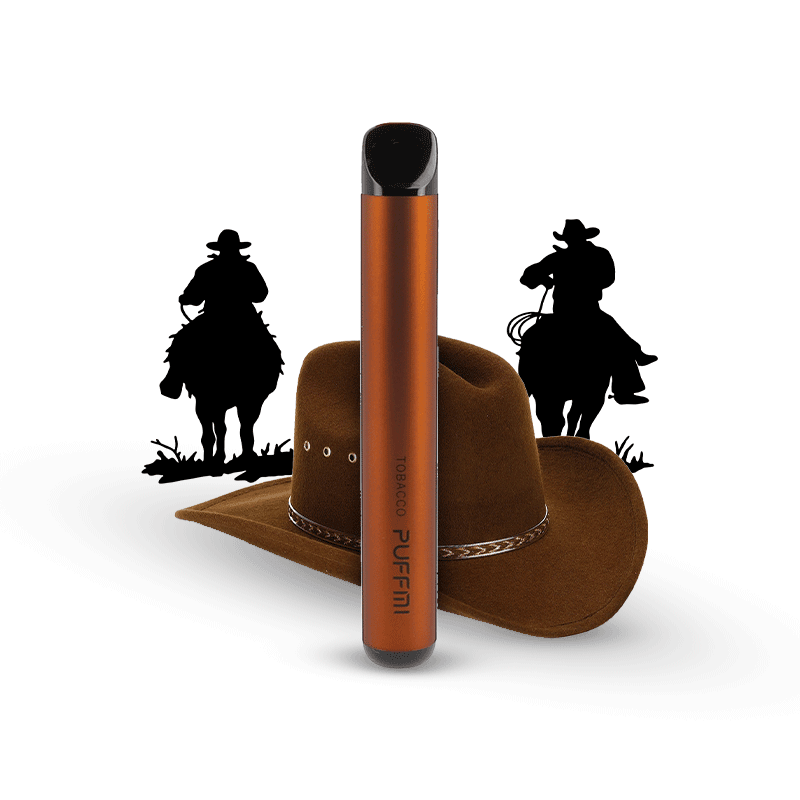 Pod Puffmi TX500 Tobacco - Puffmi by Vaporesso