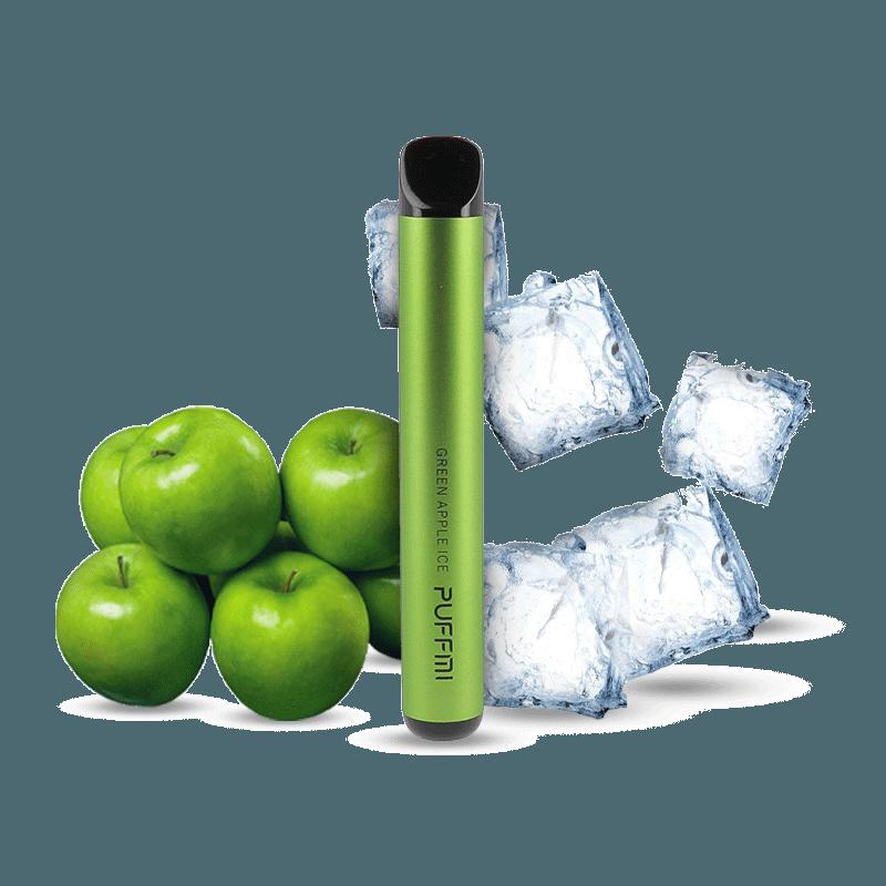 Pod Puffmi TX500 Green Apple - Puffmi by Vaporesso