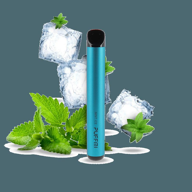Pod Puffmi TX500 Mint Ice - Puffmi by Vaporesso