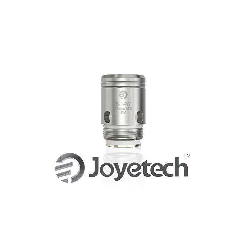 Pack 5 résistances EX EXCEED 1.2 - Joyetech