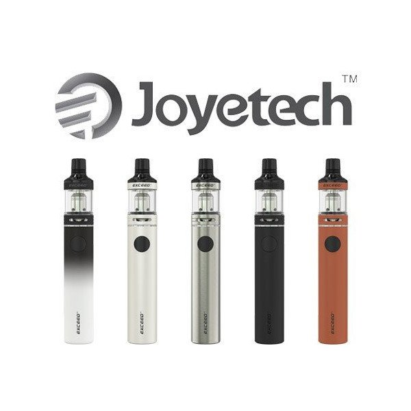 Kit EXCEED Expectations avec clearomiseur EXCEED D19 - Joyetech