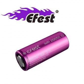 IMR 26650 - 4200mAh - 50A | Efest