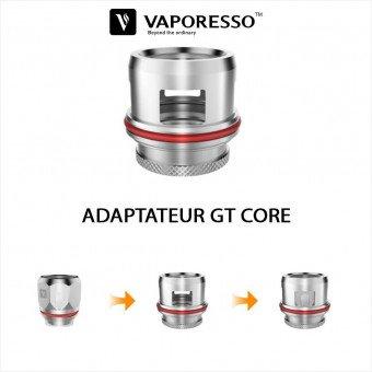 adaptateur gt core en cascade vaporesso
