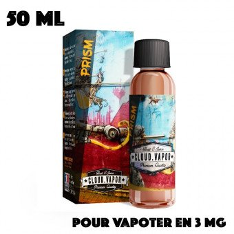 E-liquide Prism 50 ml - Cloud Vapor