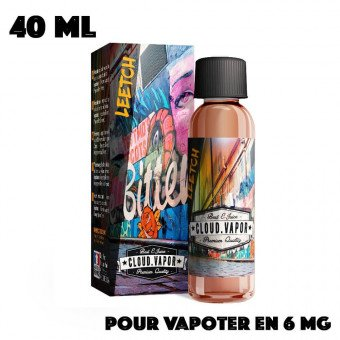 E-liquide Leetch 40 ml de Cloud Vapor