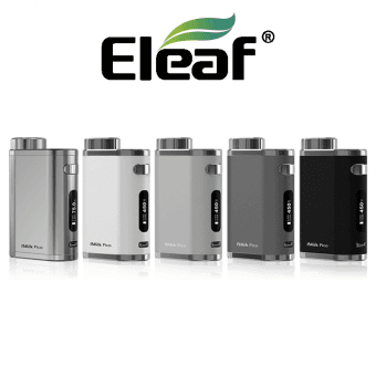 Box iStick Pico Eleaf couleurs