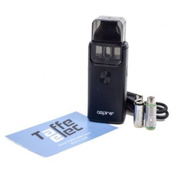 Kit Breeze 2 de Aspire noir