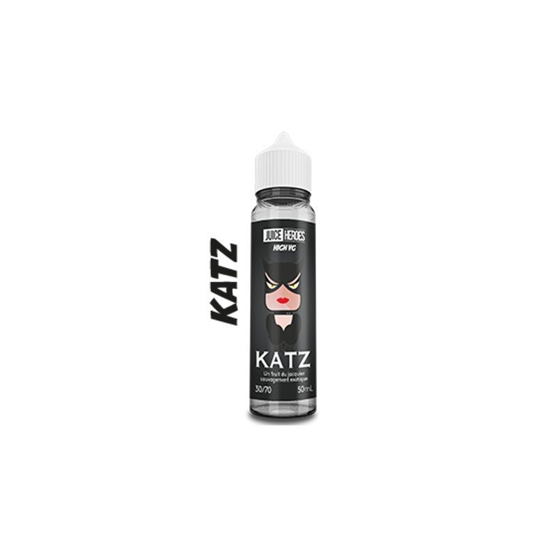 E-liquide Katz 50 ml - Juices Heroes Liquideo