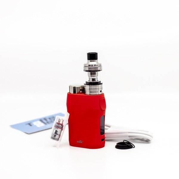 Kit iStick Pico X - Eleaf Rouge