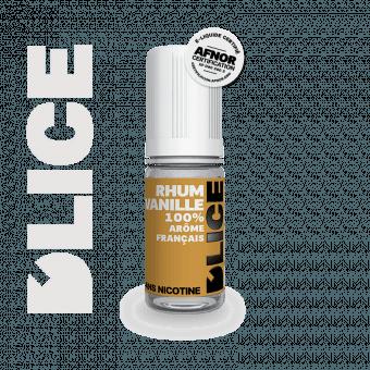 E liquide Rhum Vanille - Dlice