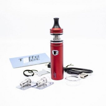 Kit iJust mini - Eleaf rouge