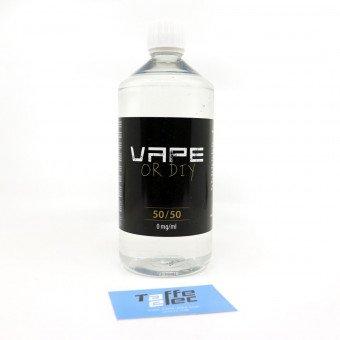 Base neutre 1litre - Vape or DIY, créer son eliquide, 5050