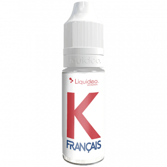 e liquide k français evolution liquideo
