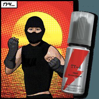 Flacon e-liquide TY-4 T-juice