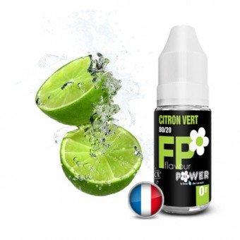 E liquide Citron Vert de Flavour Power
