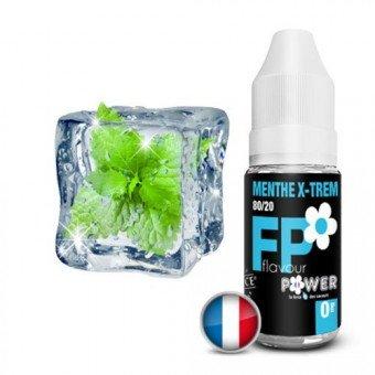 E liquide Menthe X-trem 80/20 - Flavour Power