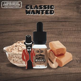 E-liquide Sweet de CirKus Classic Wanted