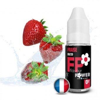 E liquide Fraise 80/20 - Flavour Power