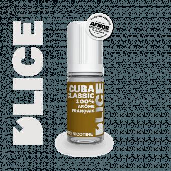 E liquide Cuba Classic - Dlice