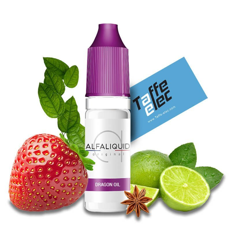 E liquide Dragon Oil - Alfaliquid