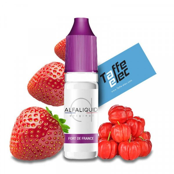 E liquide Fort De France - Alfaliquid