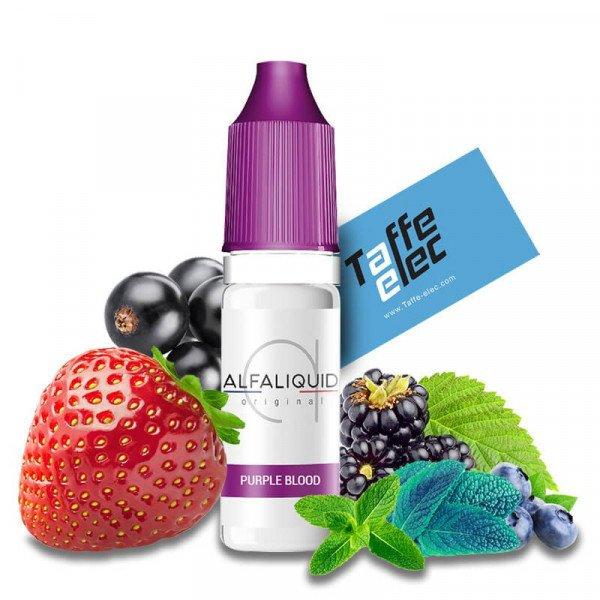 E liquide Purple Blood - Alfaliquid