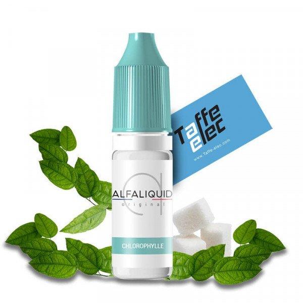 E liquide Chlorophylle - Alfaliquid