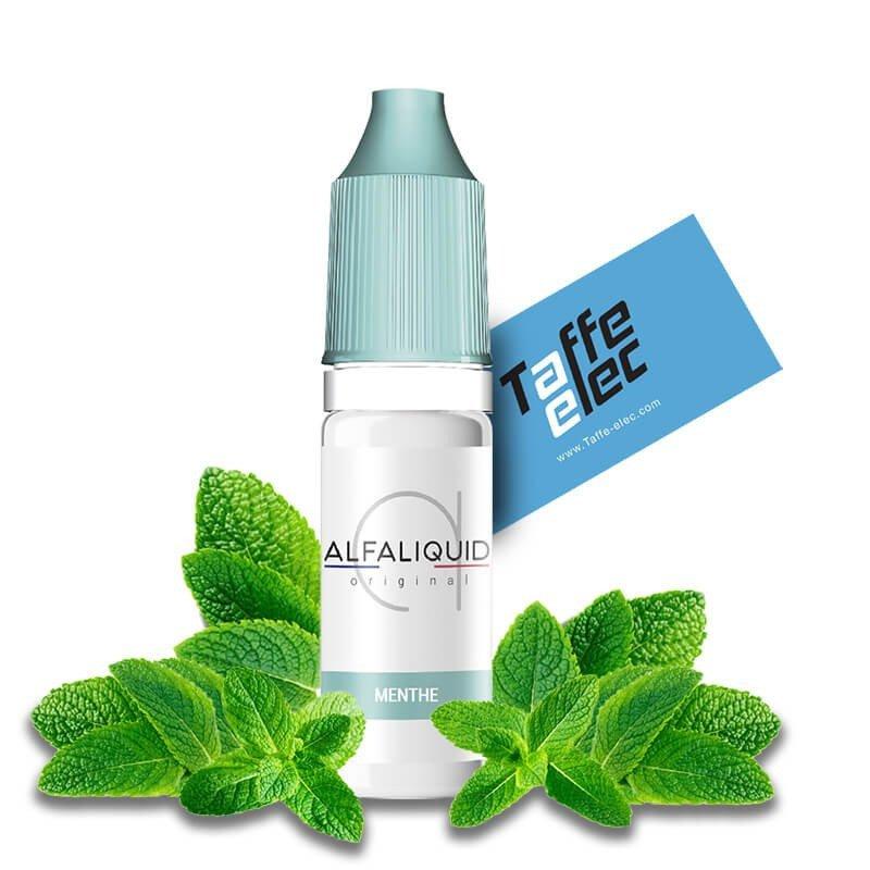 E liquide Menthe - Alfaliquid