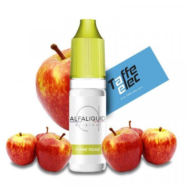 E-liquide Pomme rouge - Alfaliquid