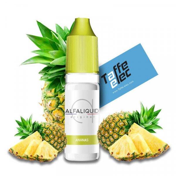 E liquide Ananas - Alfaliquid