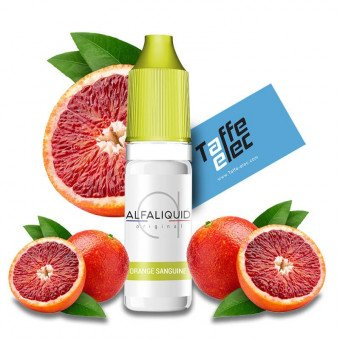 E-liquide Orange Sanguine  - Alfaliquid