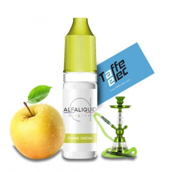 E-liquide Pomme Chicha  - Alfaliquid