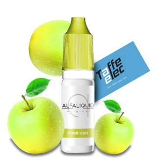 E liquide Pomme Verte - Alfaliquid
