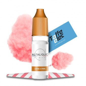 E-liquide Barbe à Papa  - Alfaliquid