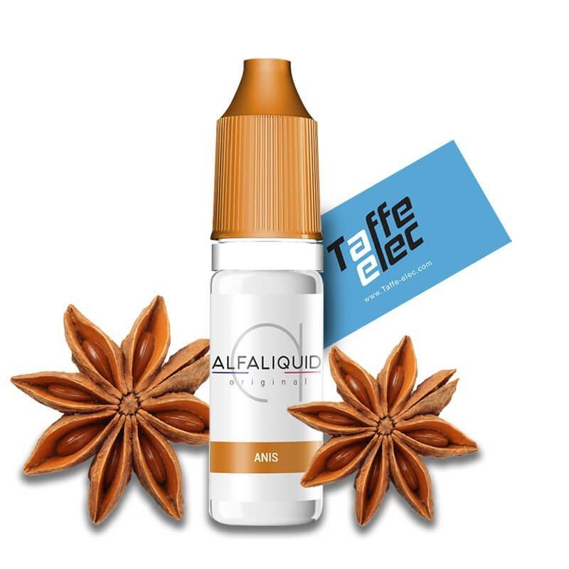 E liquide Anis - Alfaliquid