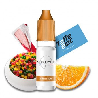 E liquide Bubble Gum - Alfaliquid