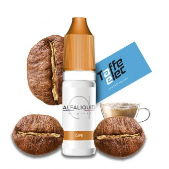 E liquide Café - Alfaliquid
