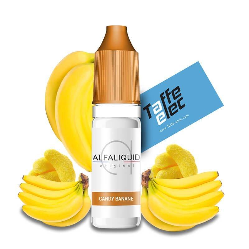 E liquide Candy Banane - Alfaliquid