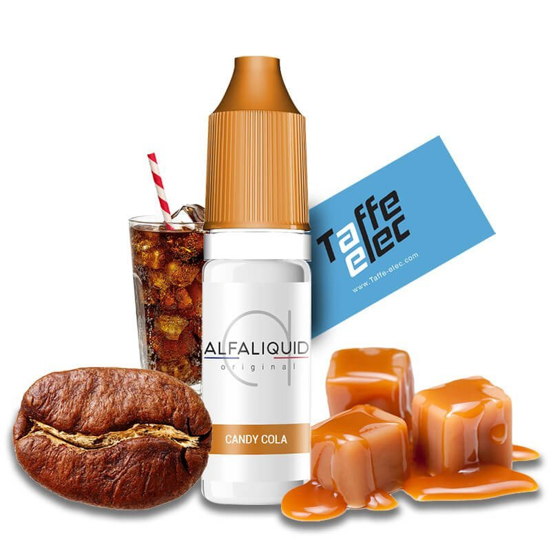 E liquide Candy Cola - Alfaliquid