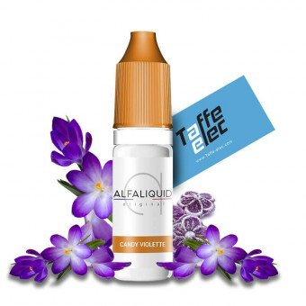 E liquide Candy Violette - Alfaliquid