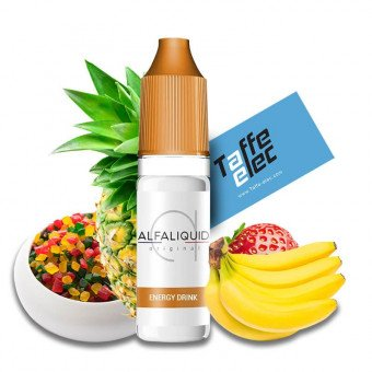 E liquide Energy Drink - Alfaliquid