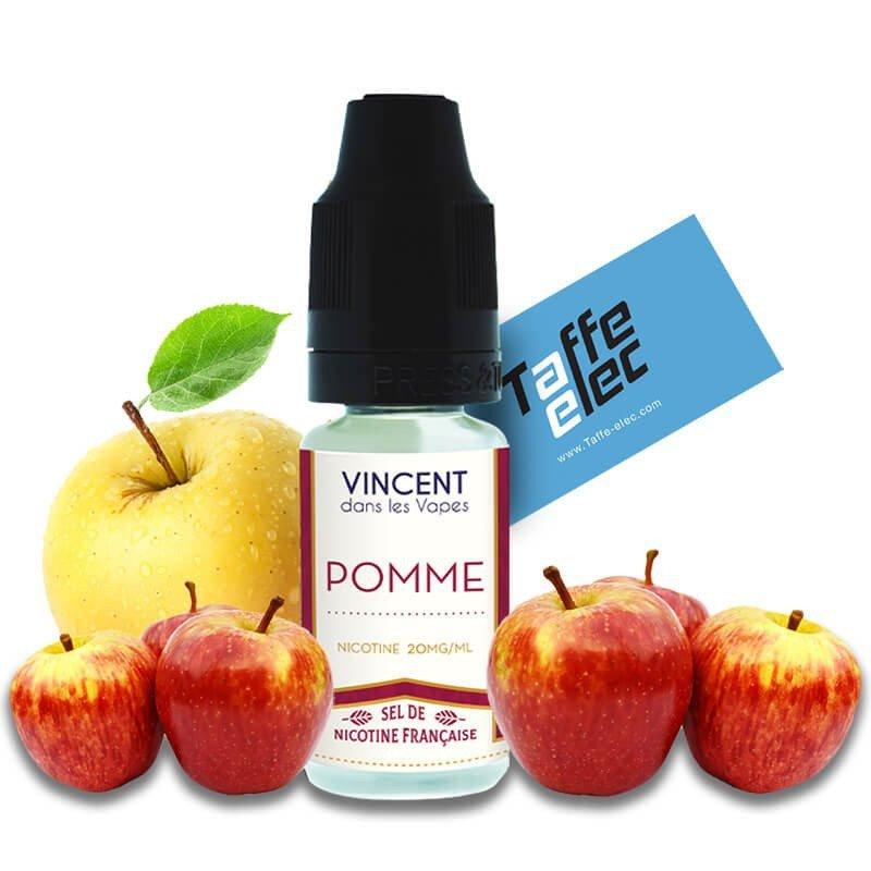 E-liquide Pomme - Sels de nicotine VDLV