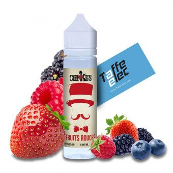 E-liquide Fruits rouges 50ml - CirKus Authentic