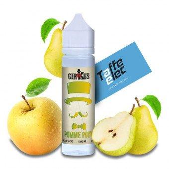 E-liquide Pomme Poire 50ml - CirKus Authentic