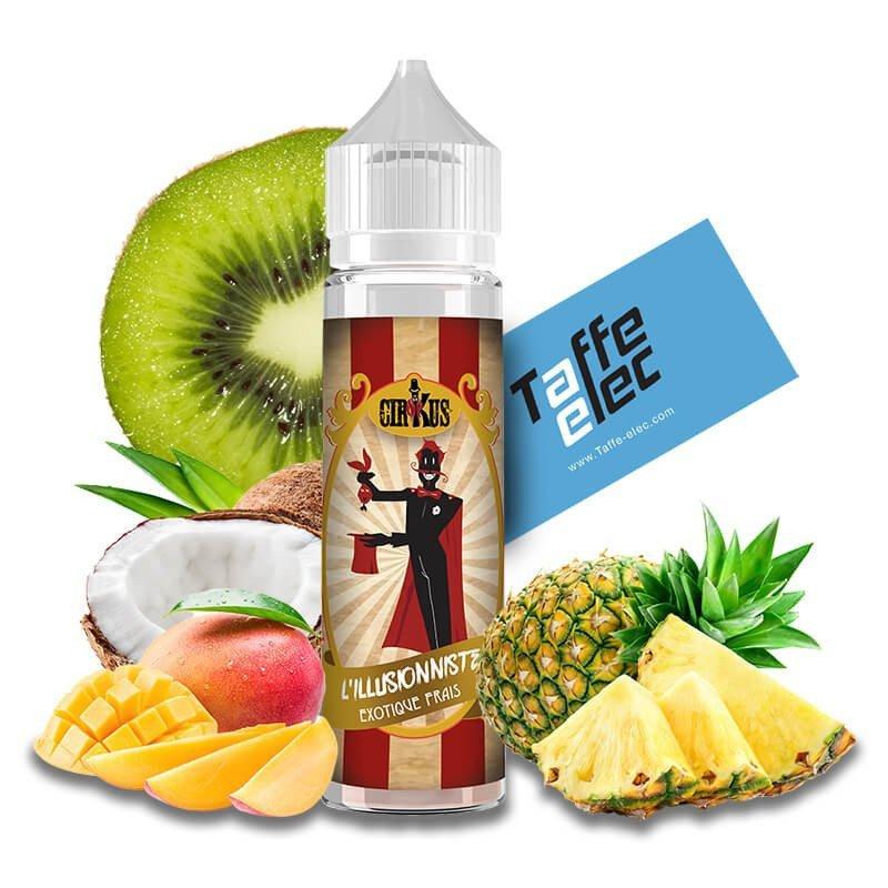 E-liquide L'illusionniste grand format - CirKus