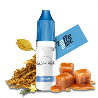E liquide American - Alfaliquid