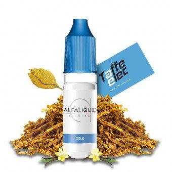 E liquide Gold - Alfaliquid