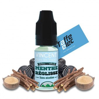 E-liquide Menthe Réglisse - Origin NV