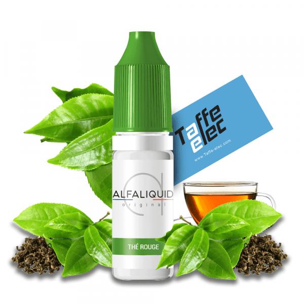 E-liquide Thé Rouge - Alfaliquid
